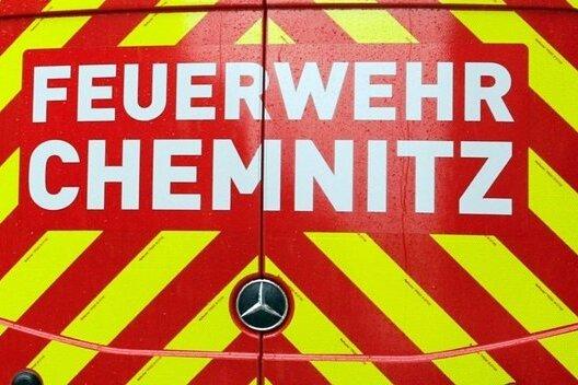 Vereinzelt Probleme mit Hochwasser in Chemnitz