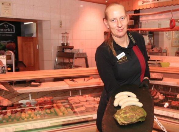 Daniela Langefeld, Bereichsleiterin des Bauernmarktes Theuma.