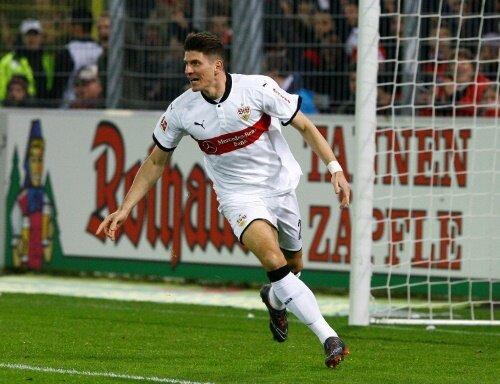 Mario Gomez führt Stuttgart in Freiburg zum Sieg