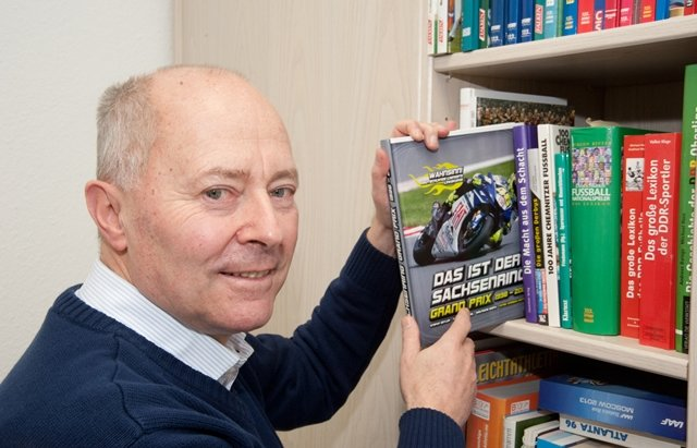 Stefan Geyler, Redakteur im Ressort Sport.