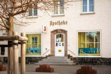 Die Apotheke Niederwiesa wird mit ihrer neuen Inhaberin weitergeführt.