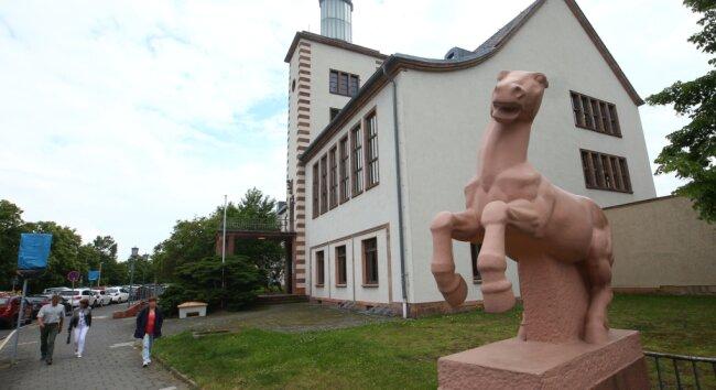 Der Mitarbeiter des Glauchauer Finanzamtes, in dem sich heute das Landratsamt befindet, musste sich wegen Unterschlagung verantworten