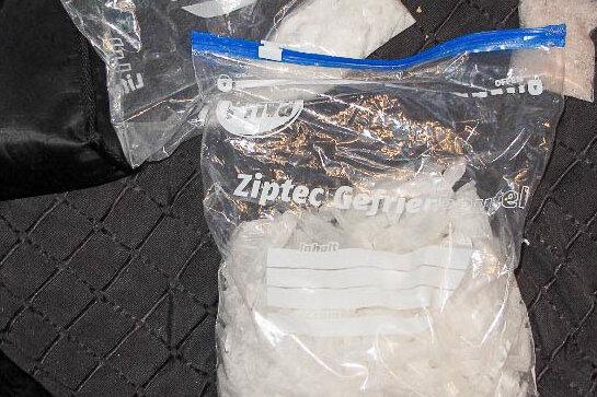 Drogenfund in drei Chemnitzer Wohnungen