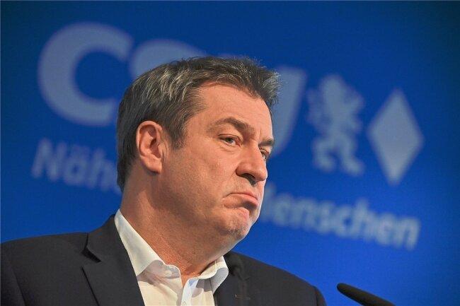 Markus Söder - BayerischerMinisterpräsident