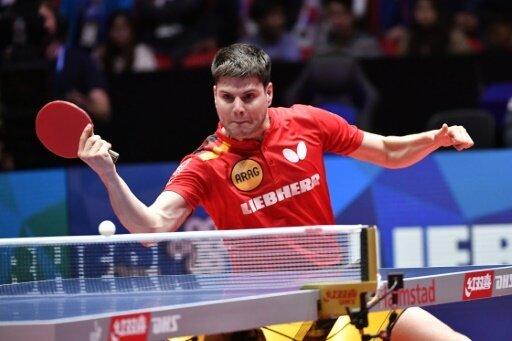 Dimitrij Ovtcharov zieht in das Achtelfinale ein