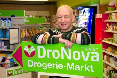 Heiko Ernst, Dronova-Geschäftsführer