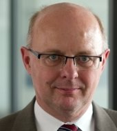 Innenstaatssekretär Günther Schneider.