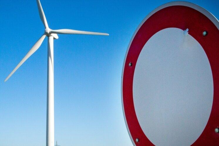 Geht es nach den Wünschen vieler Oederaner, sollen in der Stadt keine Windräder gebaut werden.