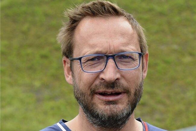 Alexander Ziron - Geschäftsführer VSC Klingenthal