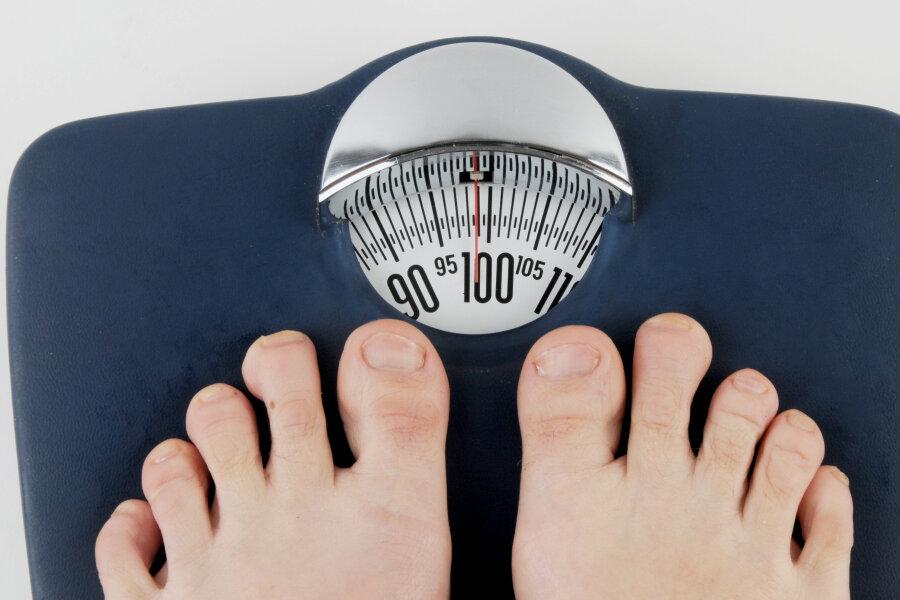 Die Deutschen werden immer dicker - in allen Altersgruppen