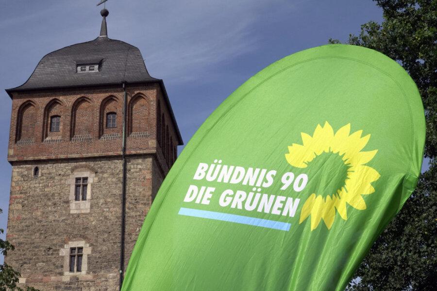 Chemnitzer Grüne wollen OB-Kandidatin der Linken unterstützen