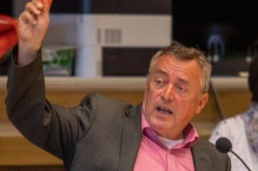 Seine Stimme hatte Gewicht im Stadtrat - Ralf Oberdorfer war 21 Jahre lang dessen Chef. Am Dienstag nahm er Abschied.