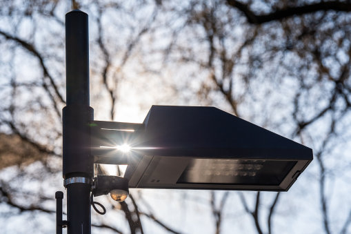 Vorläufiger Verzicht auf LED-Licht an Straßen