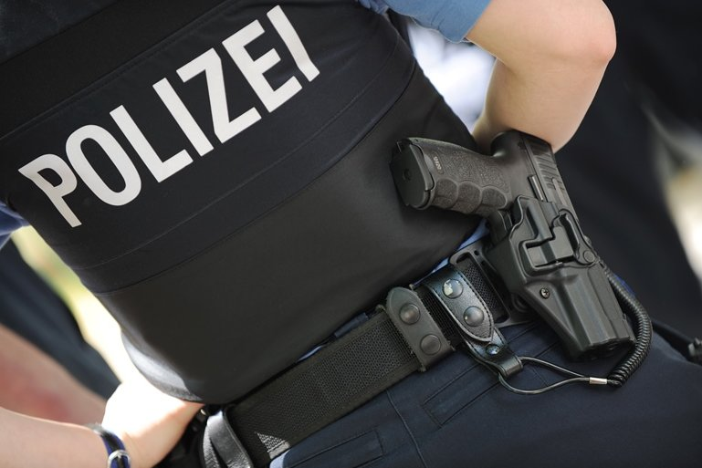 Polizist bei Einsatz in Asylunterkunft verletzt