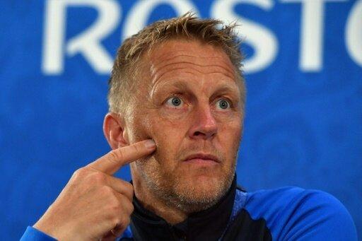 Heimir Hallgrimsson wird Trainer von Al-Arabi
