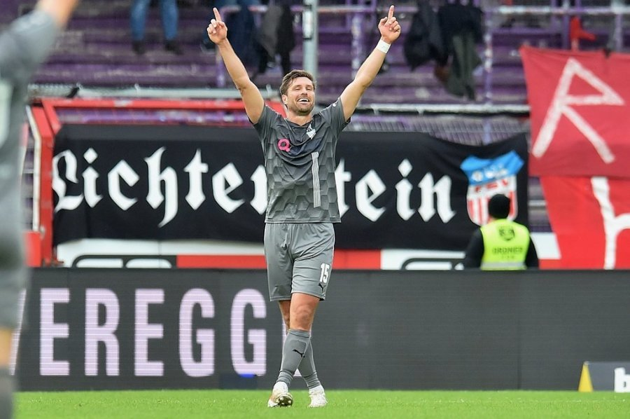 Ronny König war beim 1:0-Sieg in Osnabrück mit seinem 59. Drittligator der Matchwinner für die Zwickauer.