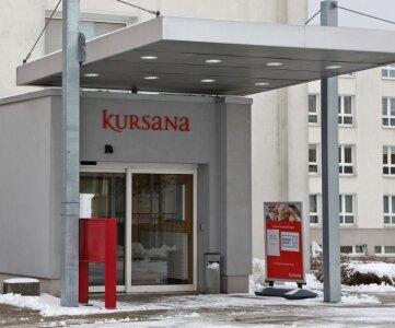 In der Kursana-Pflegeeinrichtung an der Oststraße in Meerane sind derzeit sechs Soldaten im Einsatz.