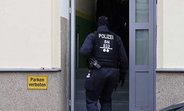 Polizeieinsatz am Sonnenberg gegen mutmaßliche Urkundenfälscher