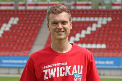 Luca Horn kommt auf Leihbasis von Hansa Rostock zum FSV Zwickau.