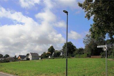 Das Wohngebiet Fichtengasse/Engelgasse bietet 26 Bauplätze - zentrumsnah und trotzdem ruhig, mit Blick über Lengenfeld. Die Stadtverwaltung stellt fest, dass manche Interessenten jetzt zögern.