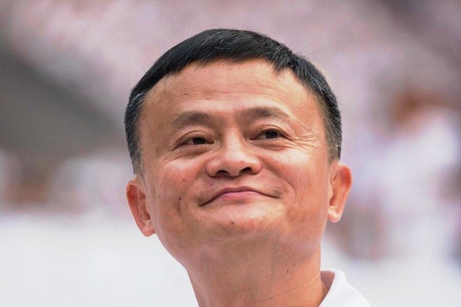 Jack Ma - Alibaba-Gründer
