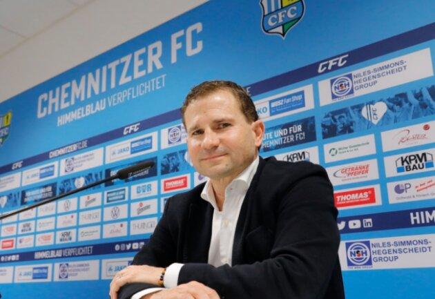 Marc Arnold ist neuer Geschäftsführer Sport beim Fußball-Regionalligist Chemnitzer FC. Einen Namen hat er sich gemacht, als er Eintracht Braunschweig als Sportdirektor erfolgreich sanierte.