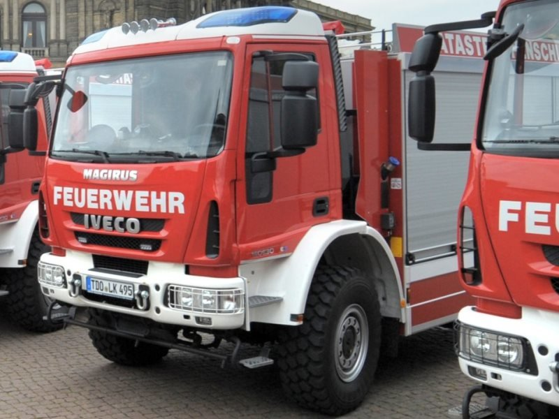Schule wegen Brand evakuiert