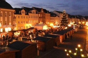 Ab 9. Dezember soll der Markt für vier Tage ein Weihnachtswunderland werden.