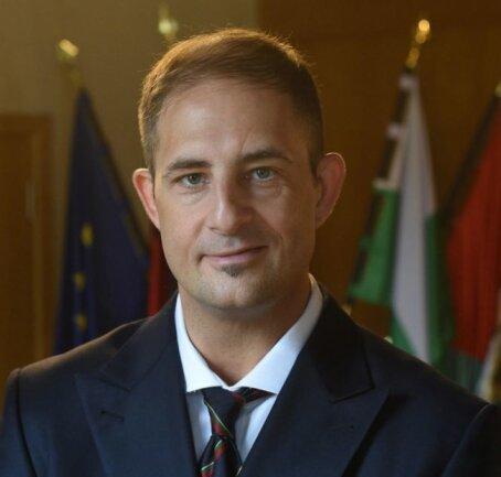 Jesko Vogel - Oberbürgermeister Limbach-Oberfrohna