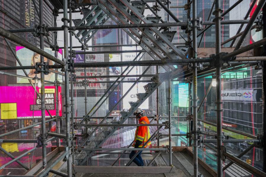 Lohnplus von 2,7 Prozent für Bauarbeiter