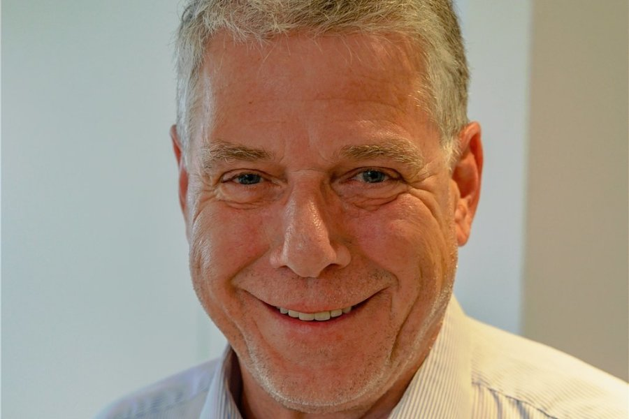 Manfred Uhlemann - Hauptgeschäftsführer des Sächsischen Landesbauernverbands