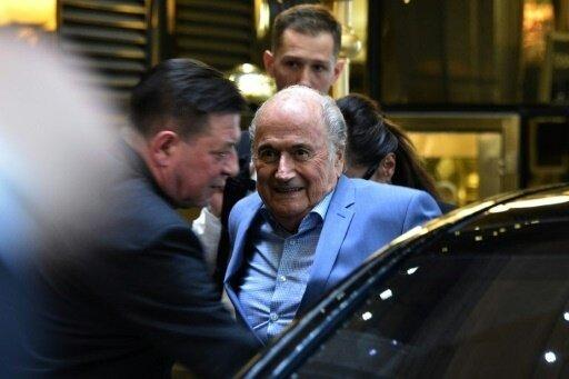 FIFA-Ausverkauf: Blatter ruft zum Widerstand auf