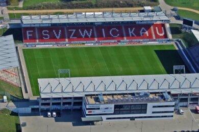Die GGZ-Arena trägt sich nicht selbst. Noch muss die Stadt jährlich 867.000 Euro zuschießen.