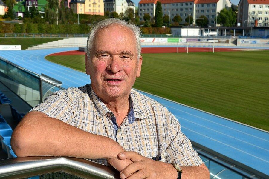 Rüdiger Borck, Ehrenpräsident des Kreissportbundes.