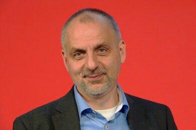 Rico Gebhardt - Vorsitzender FraktionDie Linke im Landtag