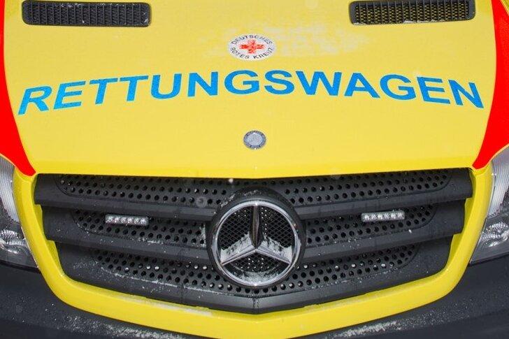 Crimmitschau: Achtjähriger bei Unfall schwer verletzt