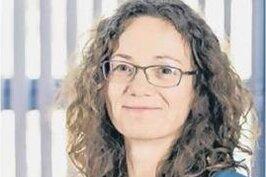 Heilpraktikerin Stefanie Bußhardt.