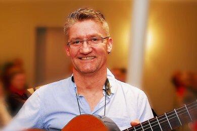 Lehrer, Mundartsänger, Komponist: Hendrik Seibt aus Gelenau.