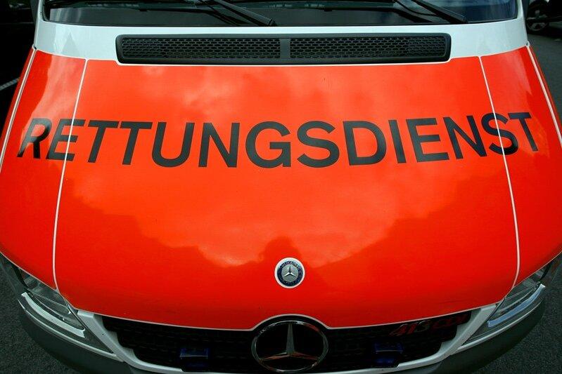Fünf Menschen in Südwestsachsen durch Böller verletzt