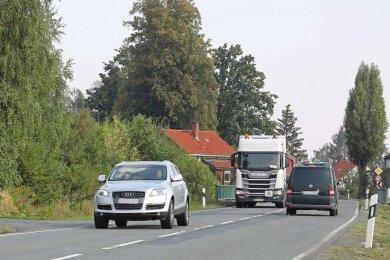 Die Gemeinde Fraureuth will in der Reichenbacher Straße - kurz vor derRömersgrüner Bahnbrücke - eine Anschlussstelle zur Westtrasse.