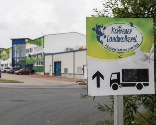 Die Kohrener Landmolkerei in Penig hat wieder eine Zukunft. Die Conzima Food GmbH aus dem bayerischen Wiggensbach hat das Unternehmen aus der Insolvenz gekauft und will es in eine sichere Zukunft führen. Alle derzeit 75 Arbeitsplätze sollen erhalten bleiben, hat der Investor versichert.