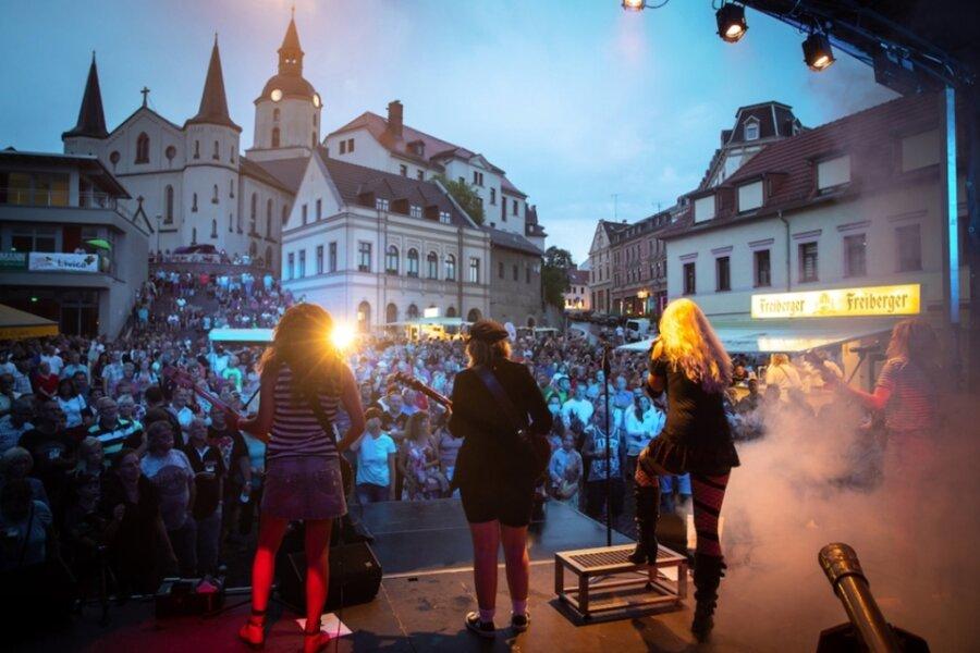 Kursana-Rock-Sommer geht über die Bühne