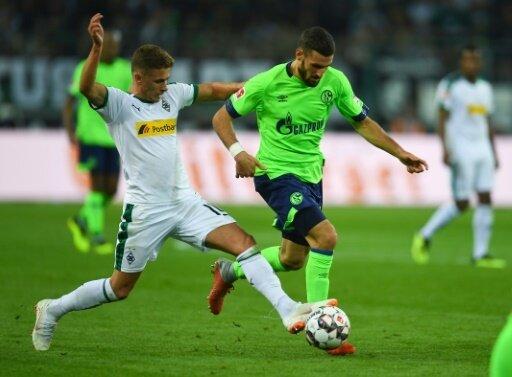 Mönchengladbach zu stark für Schalke 04