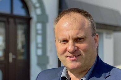Martin Antonow bleibt Oberbürgermeister
