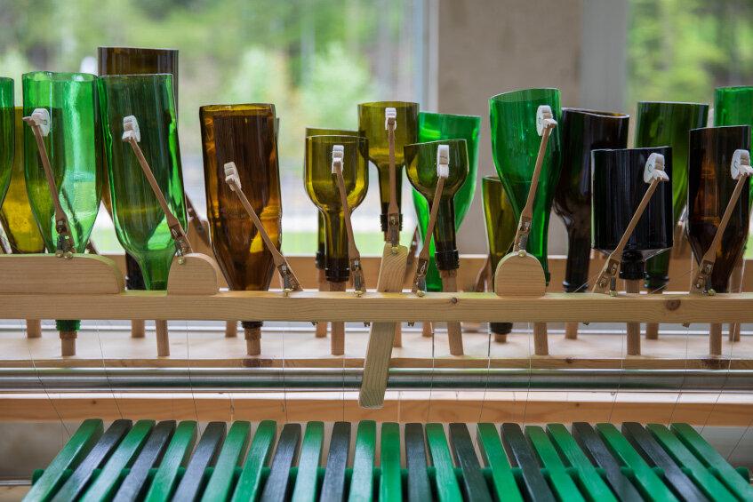 Ausstellung »Hertz-Töne« des Berliner Künstlers Albrecht Fersch