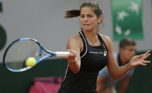 Julia Görges kämpft sich in Montreal in Runde zwei