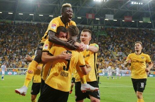 Dynamo Dresden startet mit einem Sieg in die neue Saison