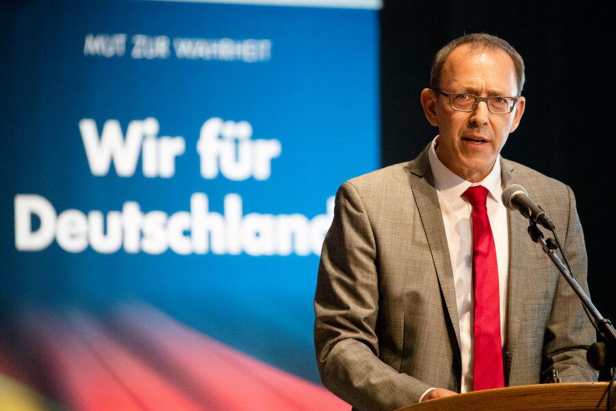 Jörg Urban, Landesvorsitzender der AfD Sachsen.