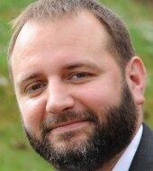 Peter Ahnert - Bürgermeister derGemeinde Erlau