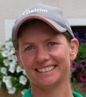 Antje Schöniger - Sachsenmeisterin vom RFV Lengenfeld